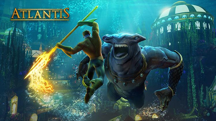 Nov 8, 2018 New Episode: Atlantis! DC Universe™ Online - Mepps