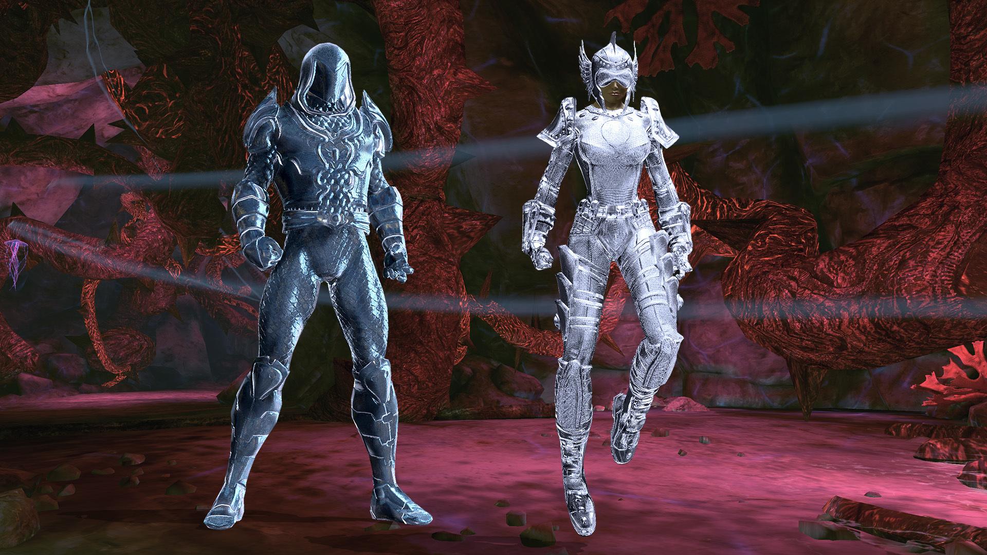 Communauté Steam Dc Universe Online