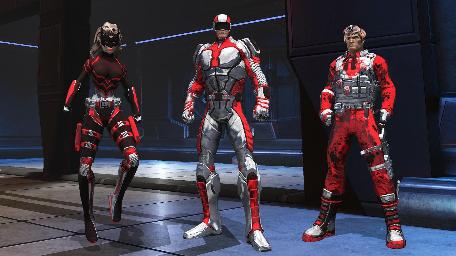 Dc Universe Online Group Announcements