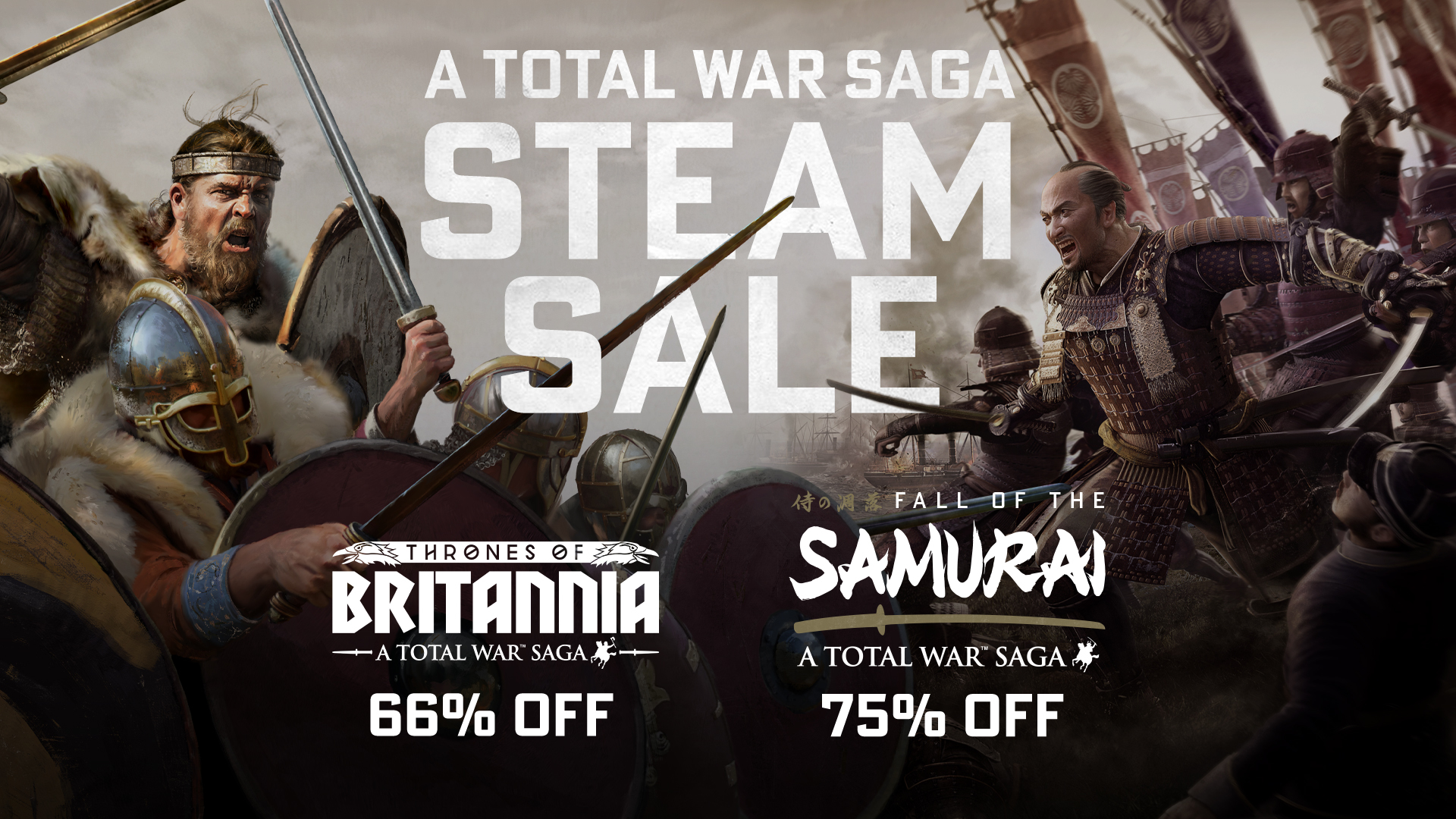 Last chance to save up to 75% on Saga titles!