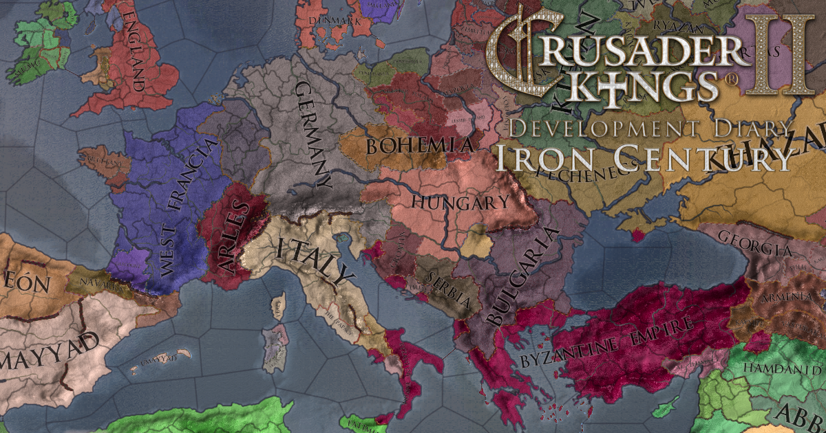 May 21 Christians of the Iron Century Crusader Kings II - CountCristo