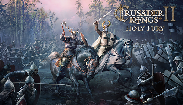 Crusader Kings II :: Baptism or War! Force the Choice in