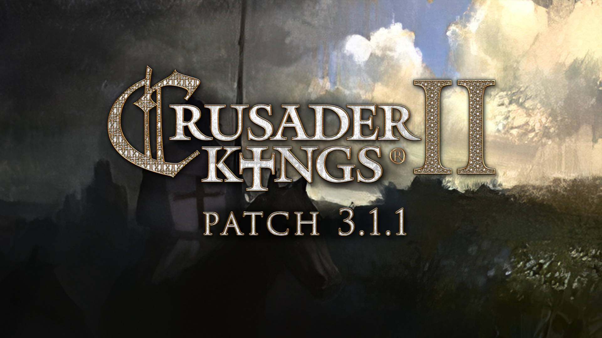 Crusader Kings II update for May 16, 2019 · Patch 3 1 1 is