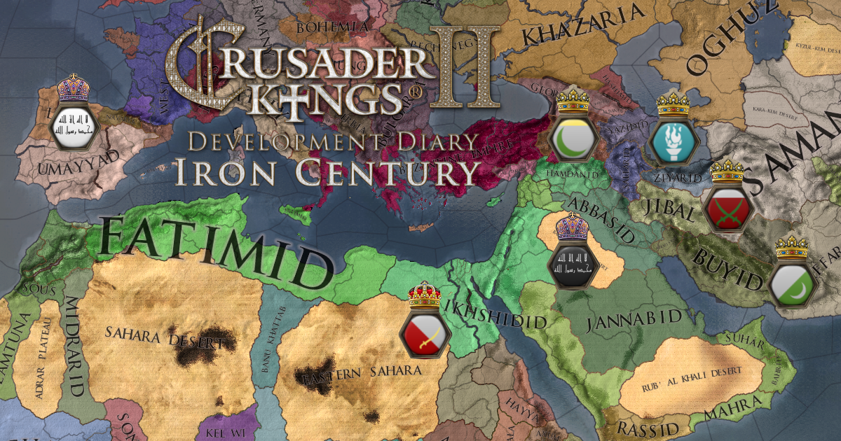 May 24 Finale and Patchnotes Crusader Kings II - CountCristo