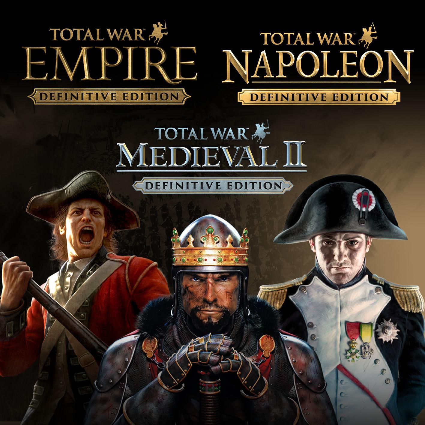 Total War: NAPOLEON - Definitive Edition