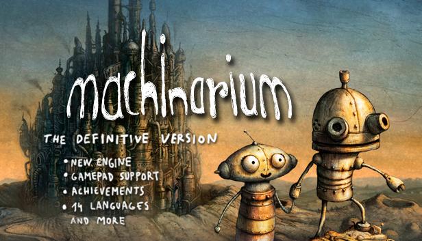 machinarium gratuit version complete pc