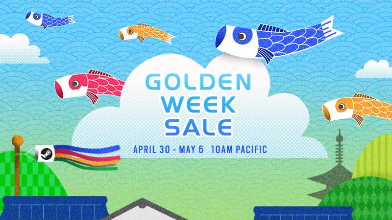 Golden Week Sale 2020