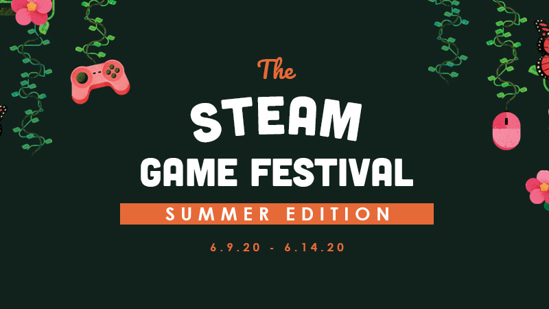 Steam game festival, summer edition
