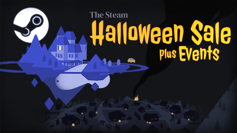 Halloween Sale plus Events