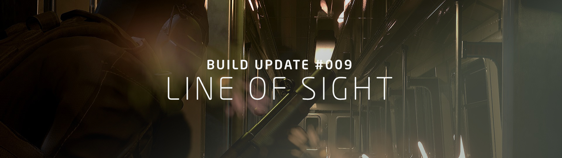 GROUND BRANCH :: BUILD UPDATE #009: Line of Sight