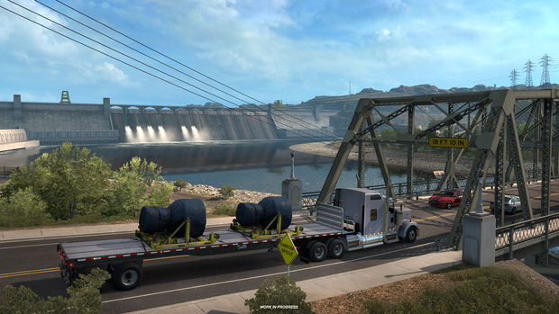 American Truck Simulator (tuxdb com)