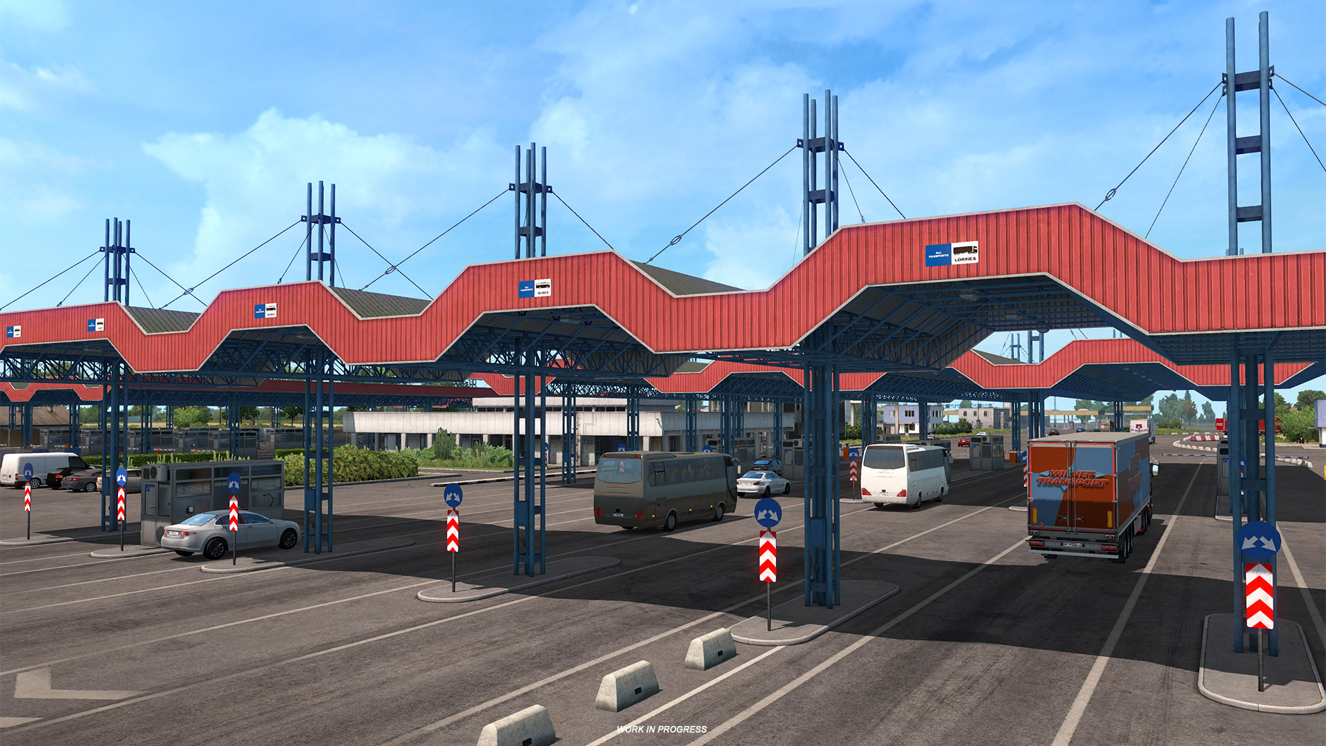 Jun 25 Road To The Black Sea: Border Crossings Euro Truck