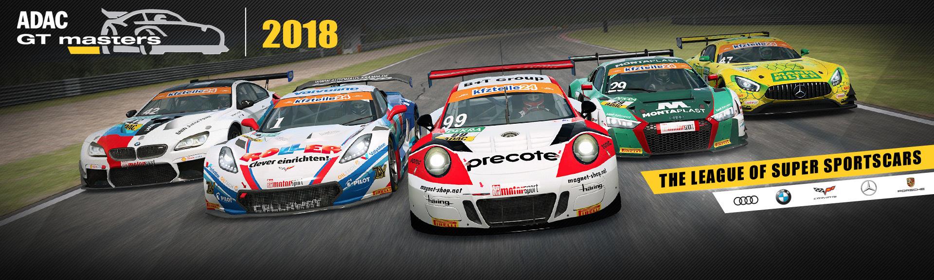RaceRoom Racing Experience :: Групповые объявления