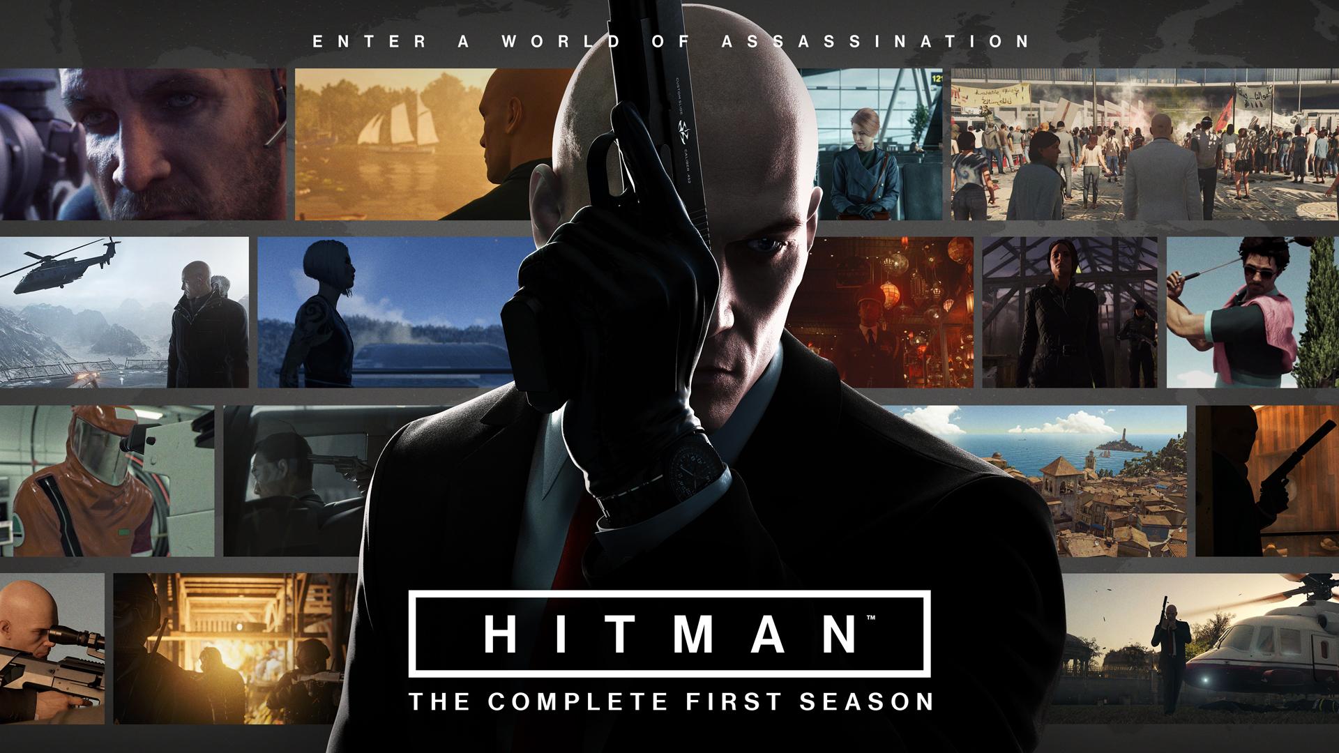 Steam Hitman Absolution Hitman Season Finale Arrives On October 31st