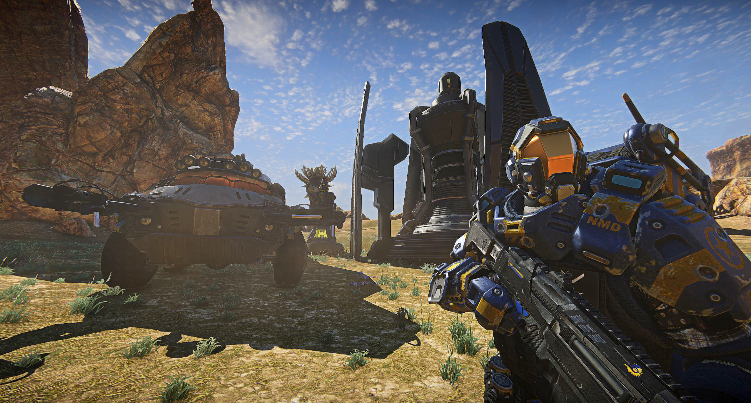 PlanetSide 2 :: A New Soldier Game Update: DX11 and Nanite ...  PlanetSide 2 ::...
