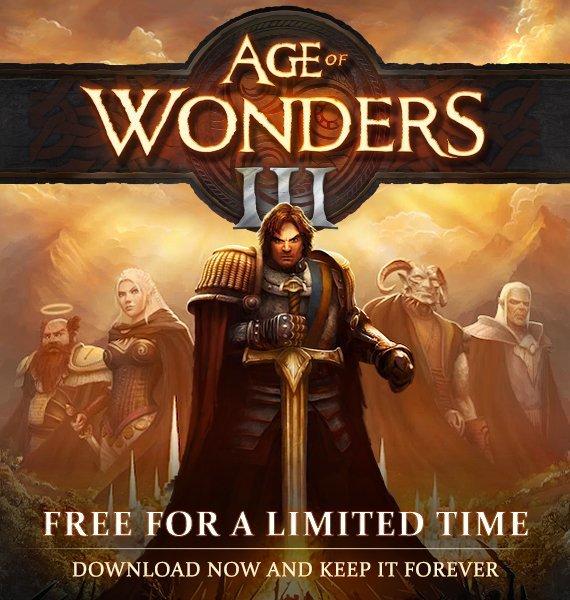 Age of Wonders 3 Logo