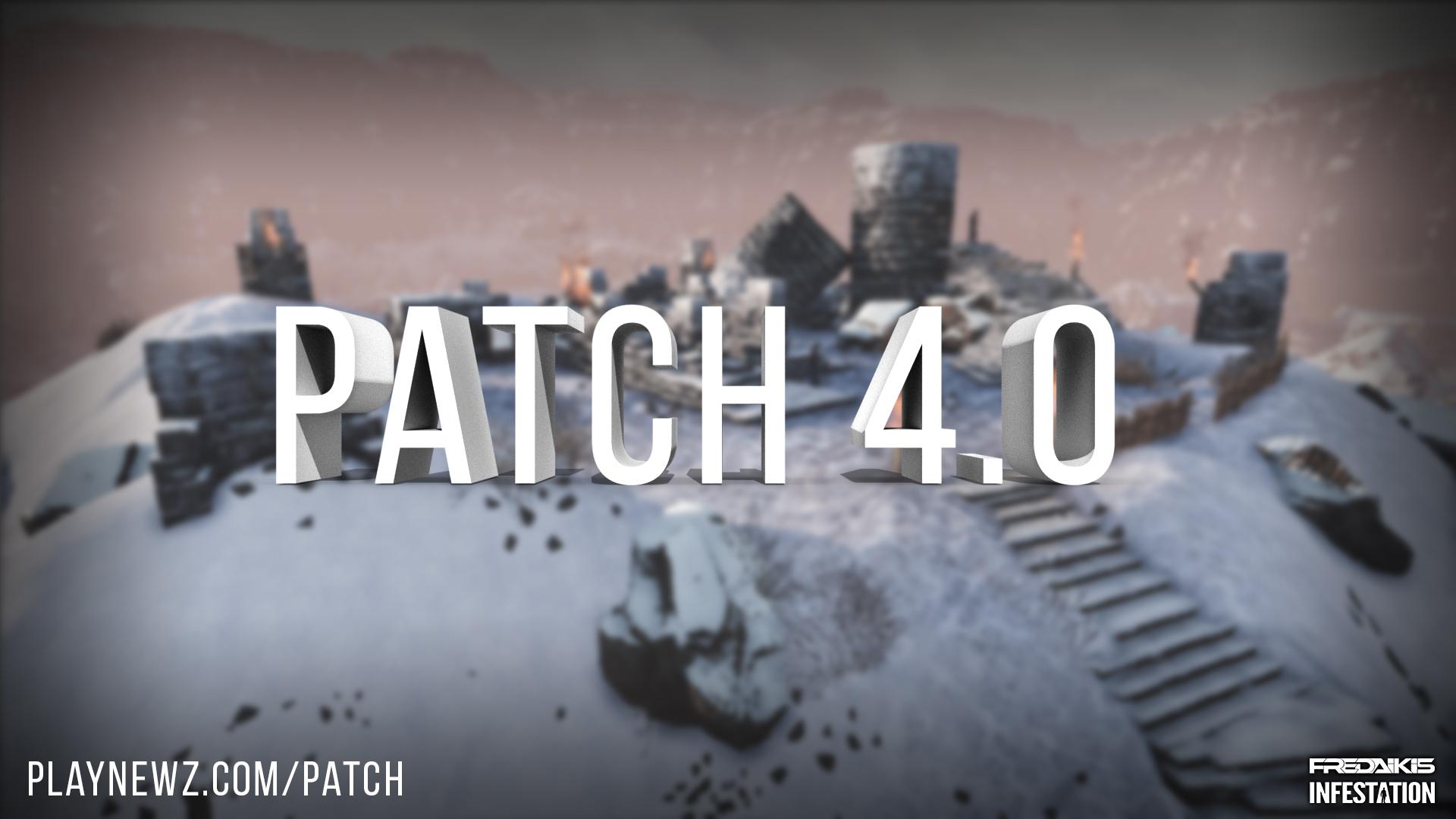 Patch 4.0