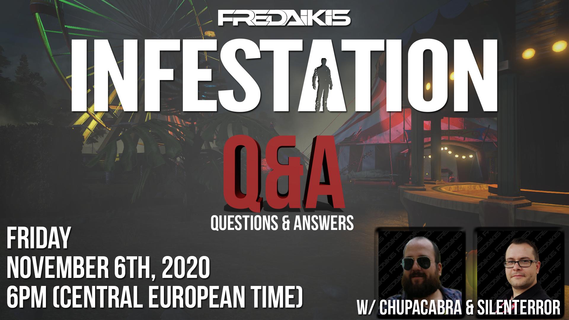 Live Q&A On Twitch