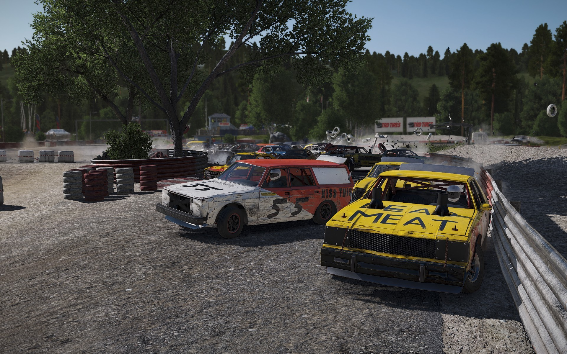 Wreckfest On Steam