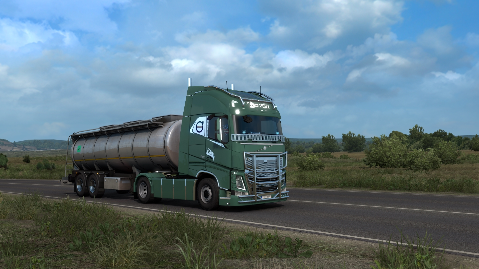 Euro truck simulator 2 - fh tuning pack download for mac download