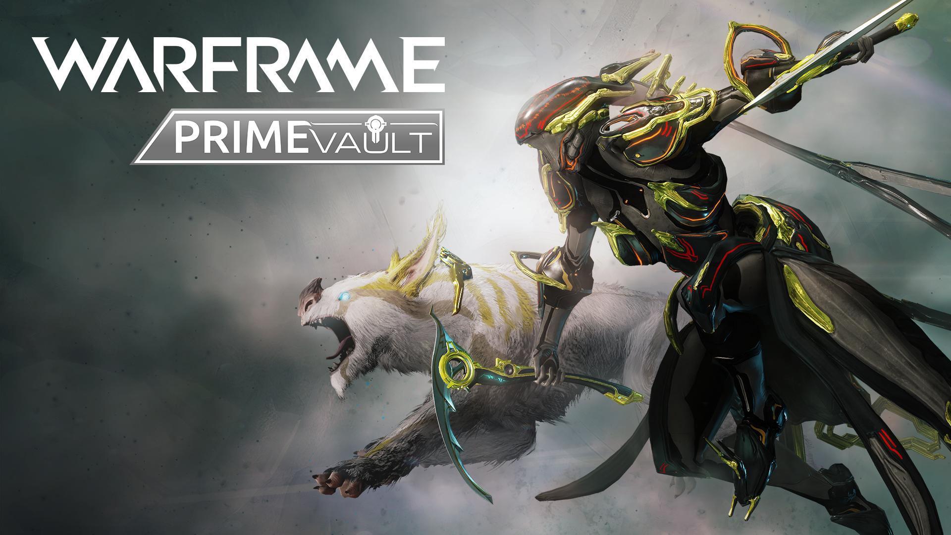 Warframe Twitch Prime Weapon Bundle