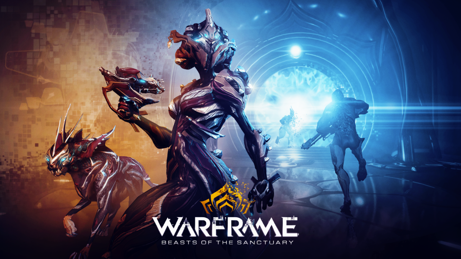 Apr 17 2018 Warframes Beasts Of The Sanctuary Update Adds New
