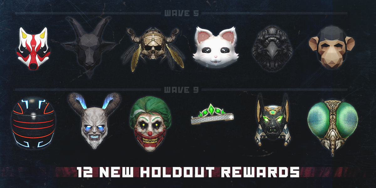new weekly holdout rewards