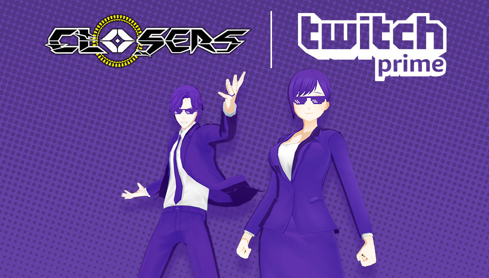 Closers :: 4 Months of Twitch Prime Packs
