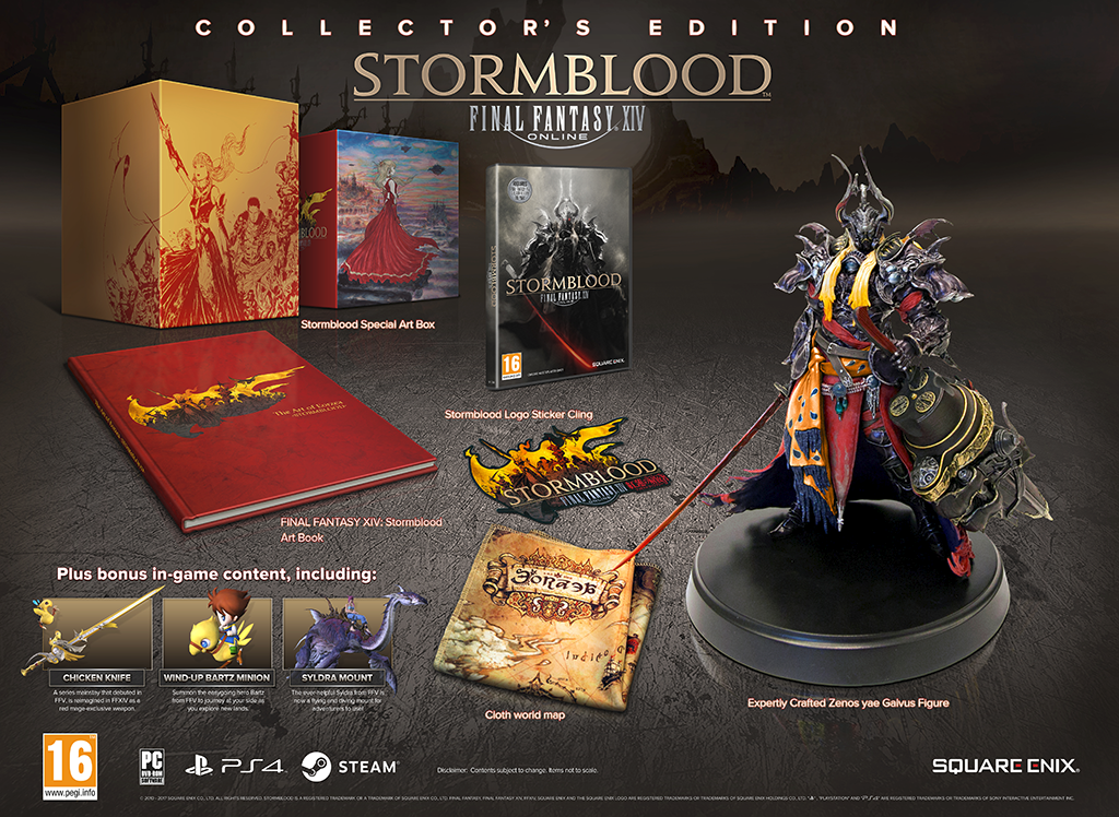 FINAL FANTASY XIV Online :: Get the STRICTLY LIMITED boxed