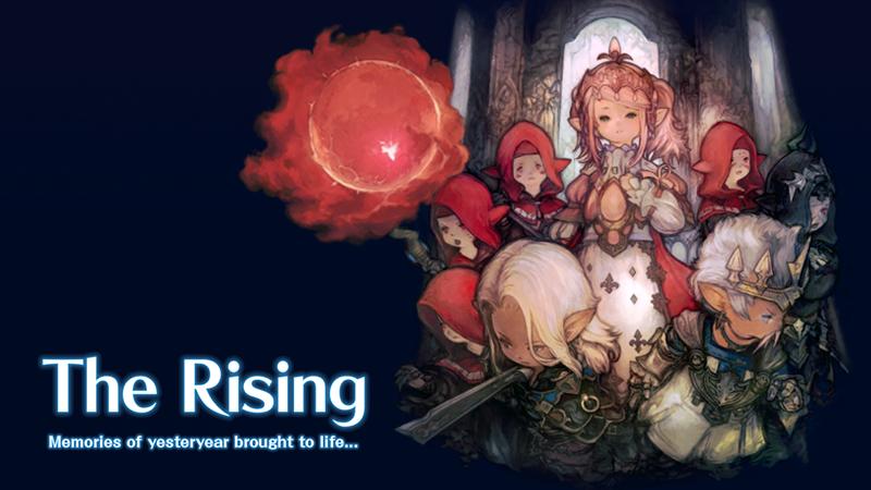 The Rising has Returned!