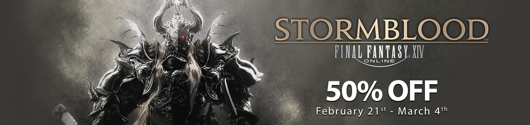 FINAL FANTASY XIV Online :: Prepare for Shadowbringers: Stormblood