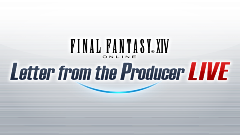 Letter from the Producer LIVE Part LXI Set for November 27