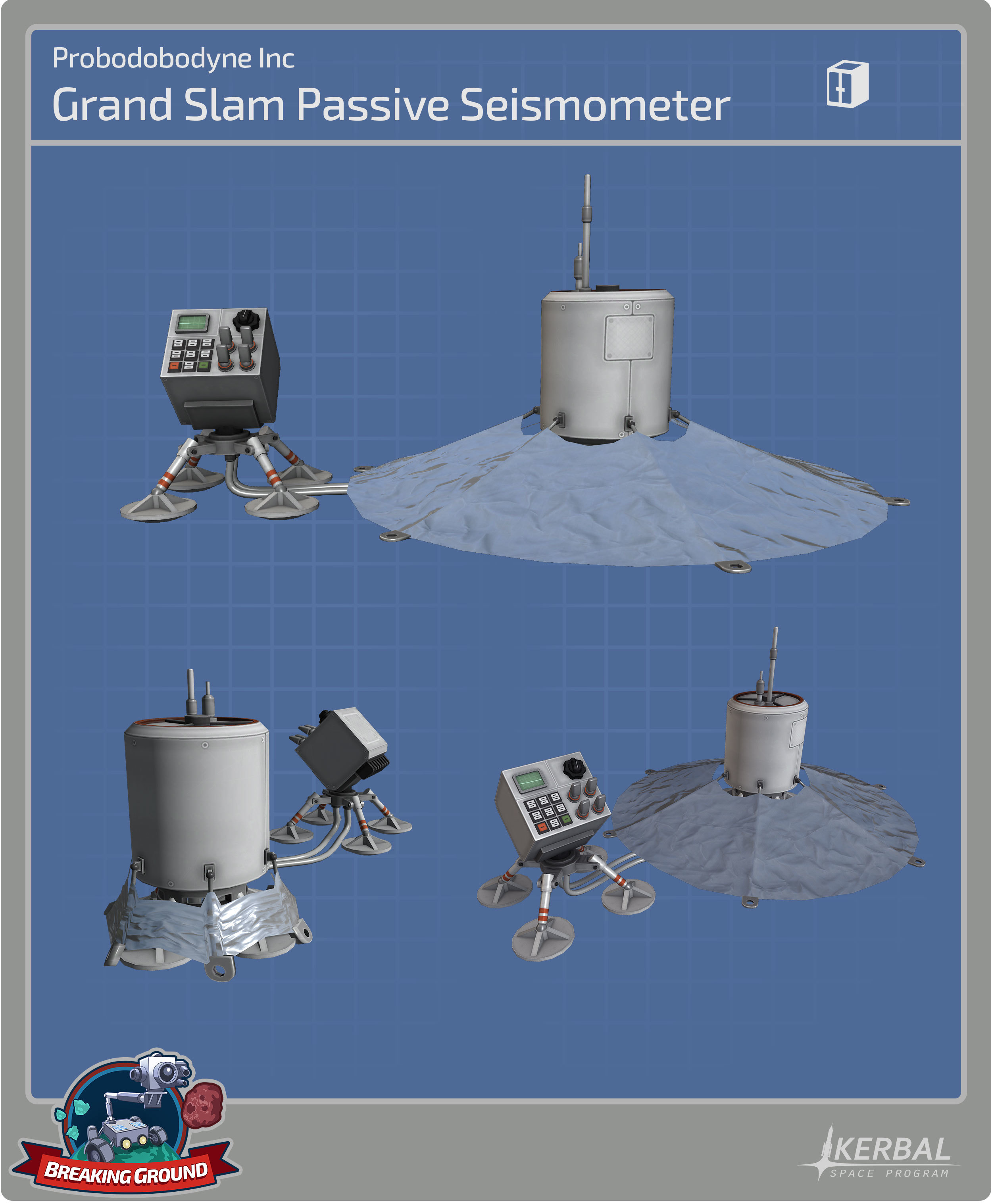 Steam Kerbal Space Program Ksp Loading Breaking Ground