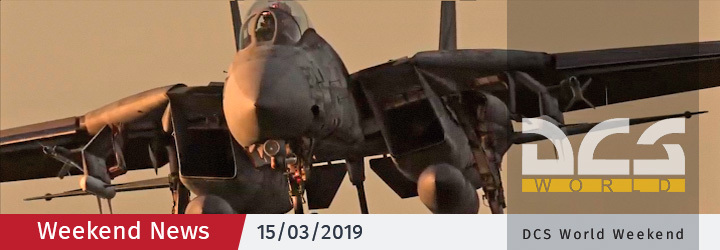 DCS World Steam Edition :: DCS: F-14 Tomcat Released and Other News