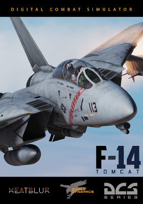 DCS World Steam Edition :: Tomcat and MiG-19 in Release