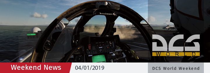 DCS World Steam Edition :: DCS World Newsletter - 4 January 2019