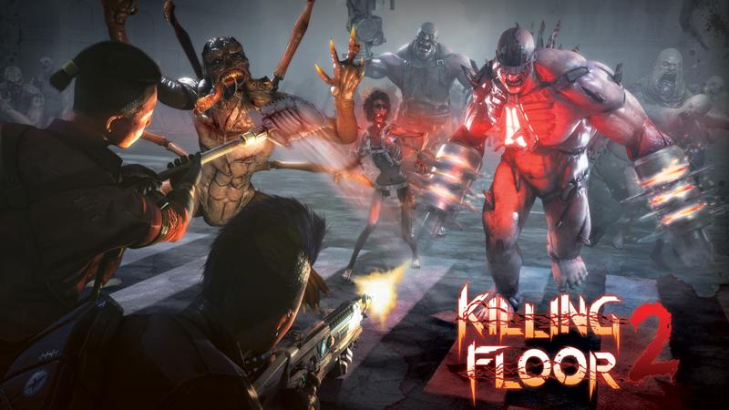 Killing Floor 2 Halloween Beta 2020 Killing Floor 2   Beta Survey   Steam News
