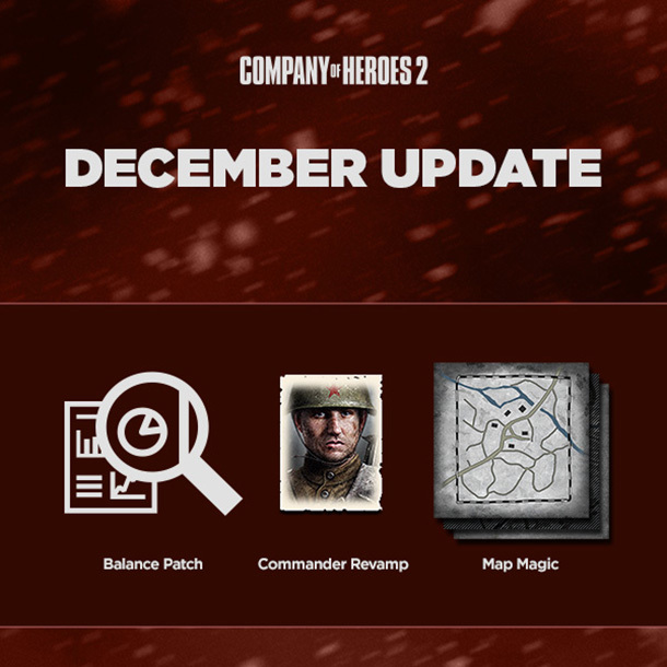 COH2 December Update Incoming!