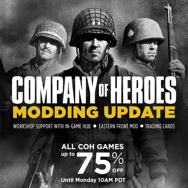 Steam Community Group Company Of Heroes Tales Of Valor