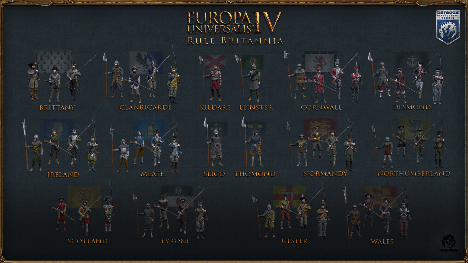 Mar 27, 2018 Upcoming Hotfixes Europa Universalis IV