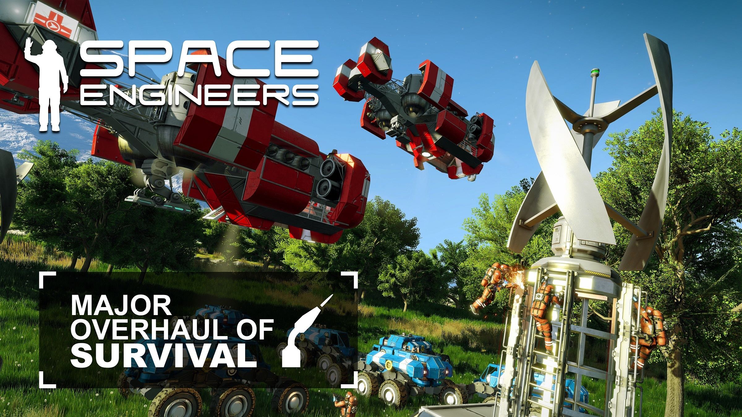 Steam Community :: Space Engineers :: Events