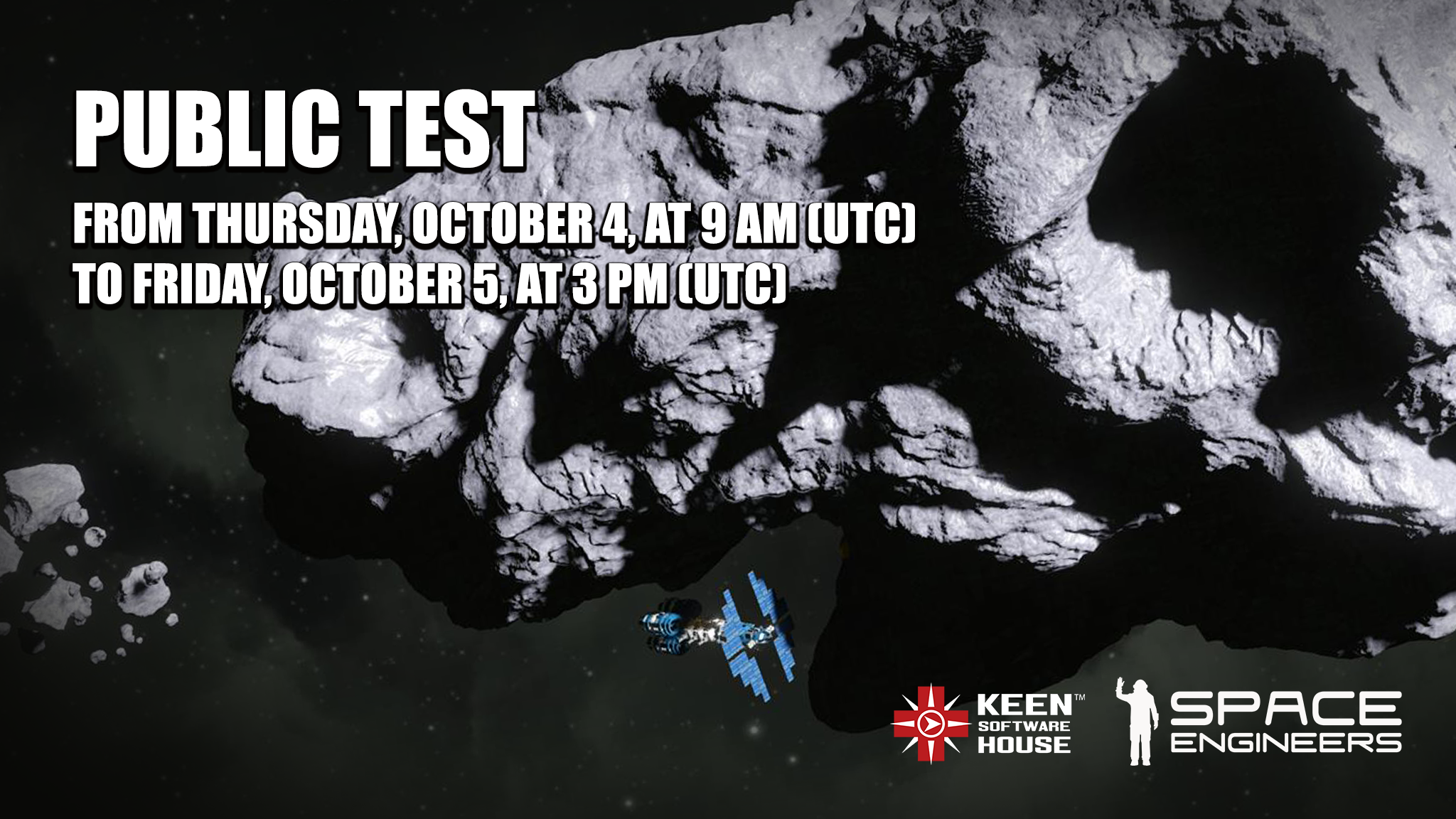 Space Engineers :: Space Engineers Public Test!