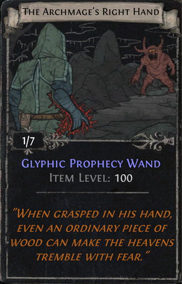 Path of Exile :: New Divination Cards in Path of Exile: Legion