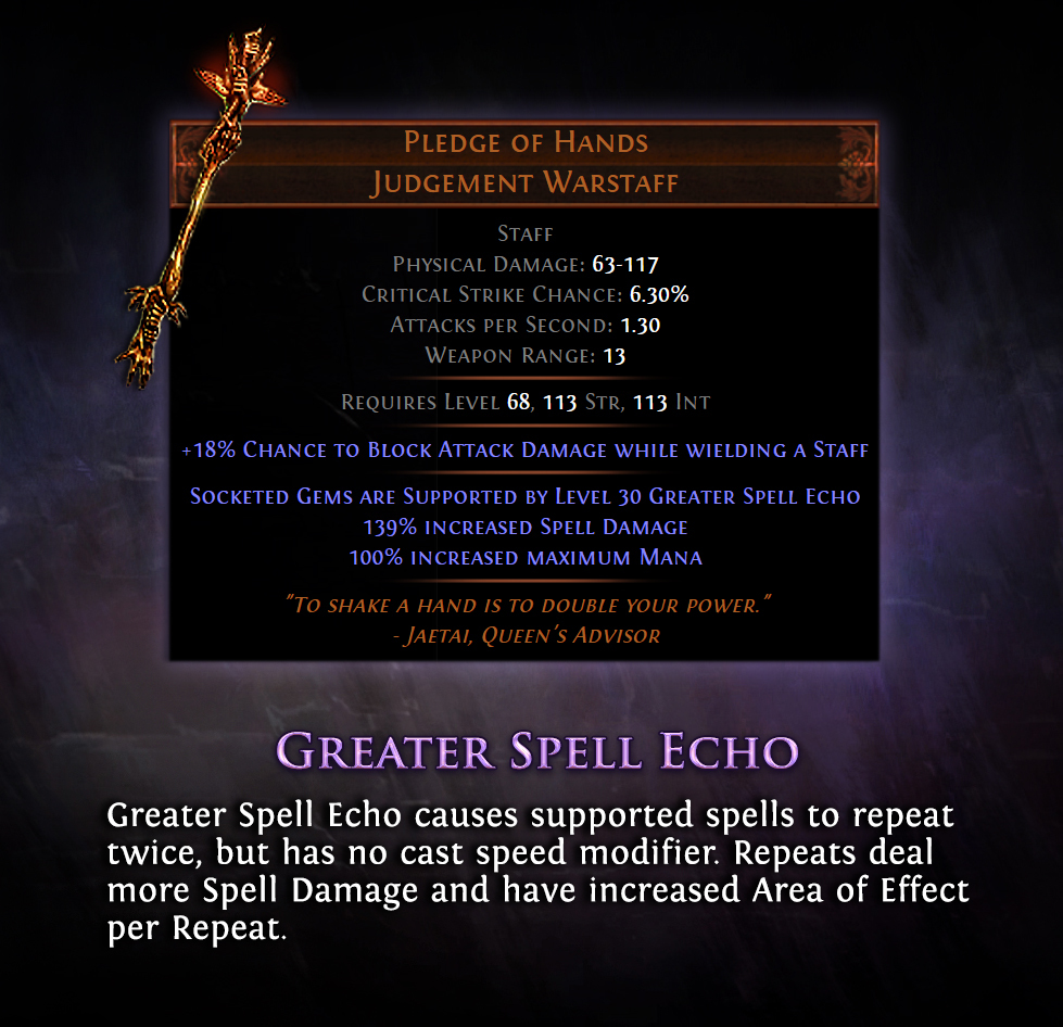 May 23 Boss Fight Improvements in Path of Exile: Legion Path