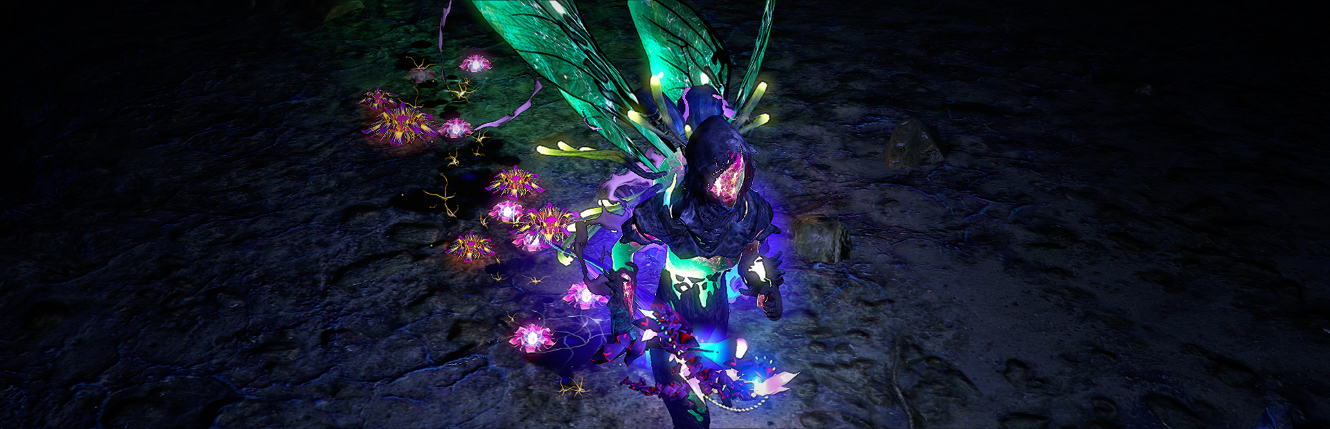 Path of Exile :: Download the Glimmerwood Mystery Box