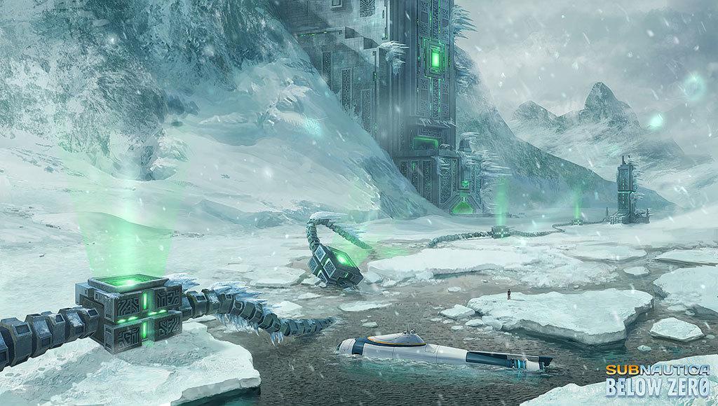 сообщество Steam Subnautica