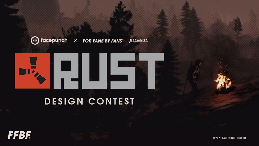 Rust Merchandise Design Contest
