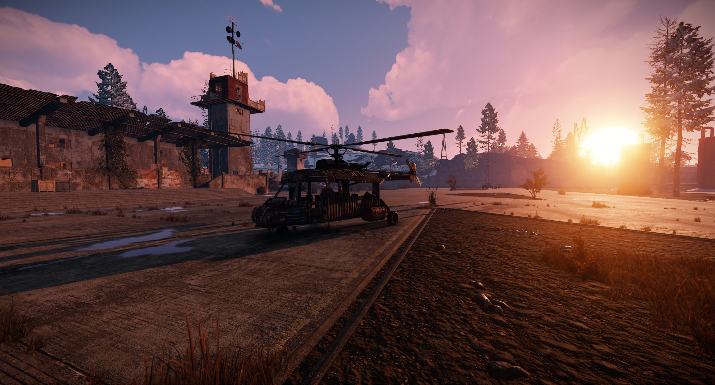Rust update for September 5, 2019 · Transport Helicopter