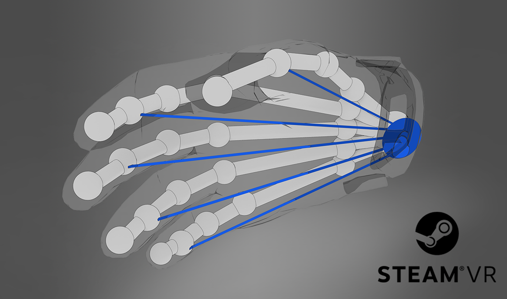 Steam :: SteamVR :: Introducing SteamVR Skeletal Input