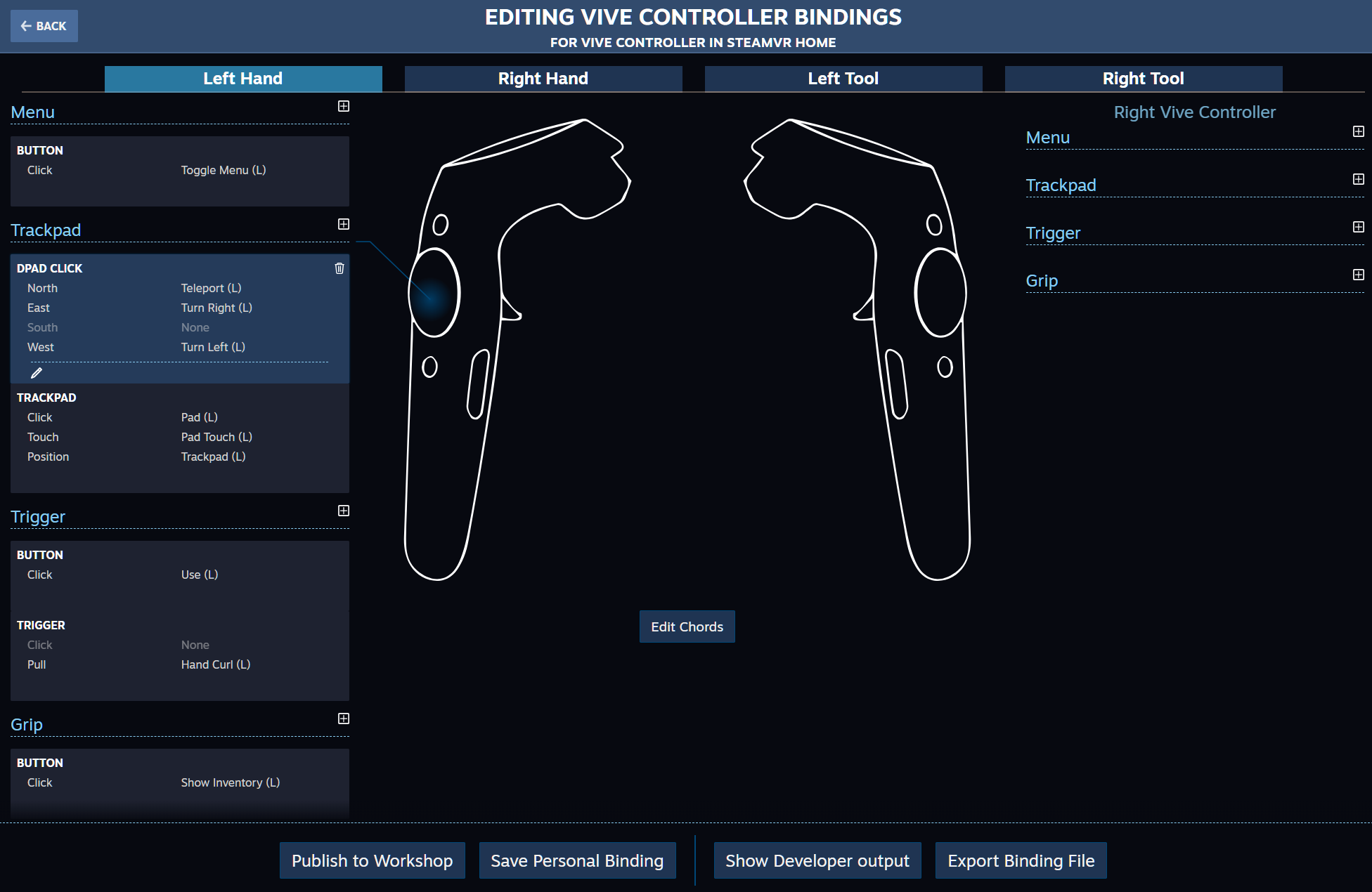 SteamVR :: Controllers Controllers Controllers: Introducing SteamVR